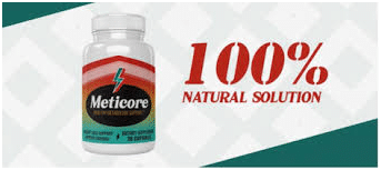 Meticore 100% Natural Solution Supplement