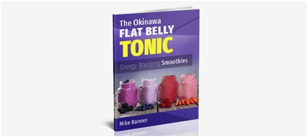 The Okinawa Flat Belly Tonic - Energy Boosting Smoothies