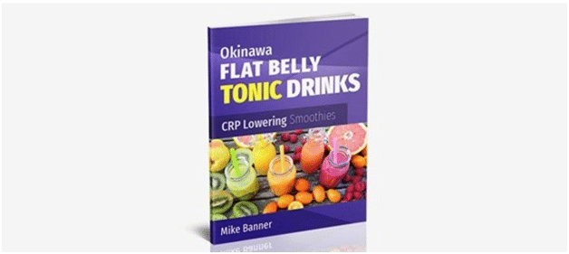 Okinawa Flat Belly Tonic Drinks - CRP Lowering Smoothies