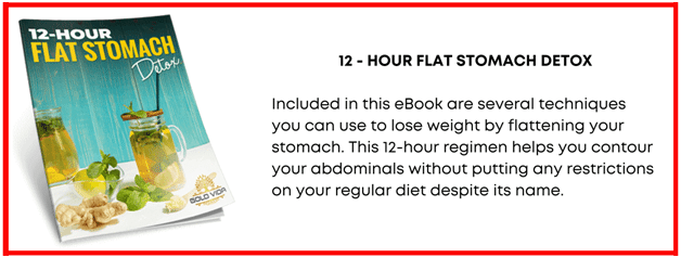 Fitweightlogy - MetaboFix Review - 12-Hour Flat Stomach Detox
