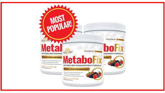 Fitweightlogy - Metabofix Review - Most Popular