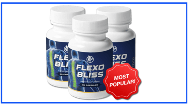FlexoBliss Review - FlexoBliss back pain relief - fitweightlogy.com