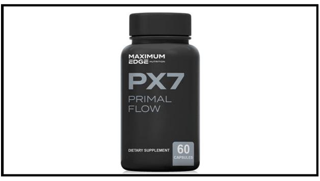 PX7 Primal Flow Supplement Reviews - Is PX7 Primal Flow a magic pill?