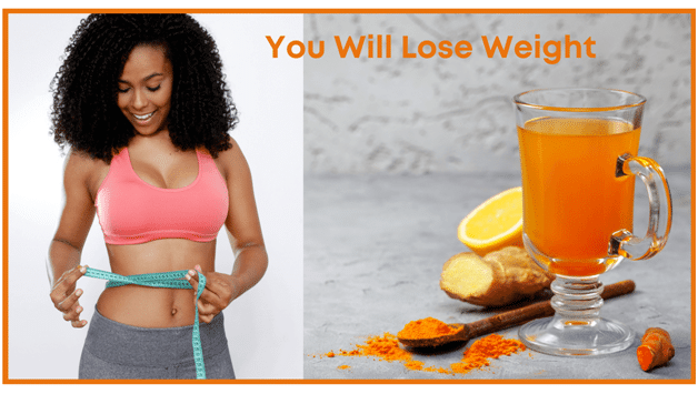 Turmeric Natural health Benefits - You will lose weight